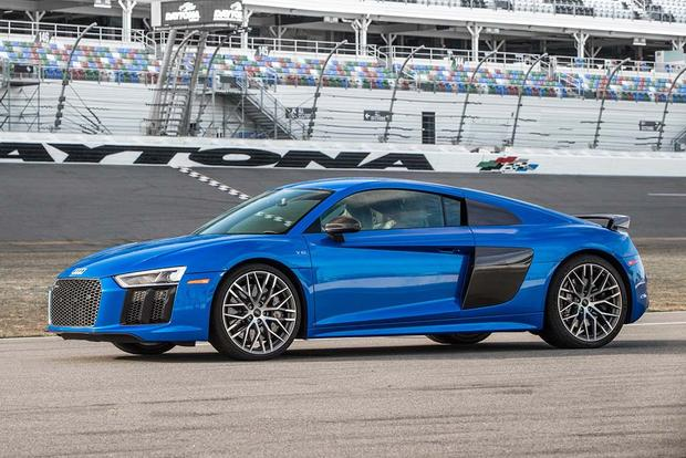 2017 Audi R8: Overview featured image large thumb1