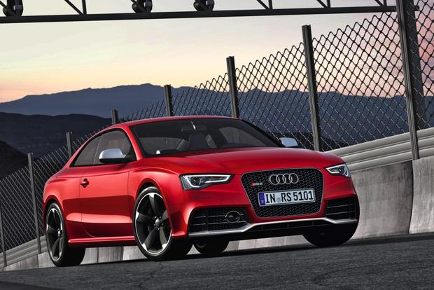 2013 Audi RS5: New Car Review