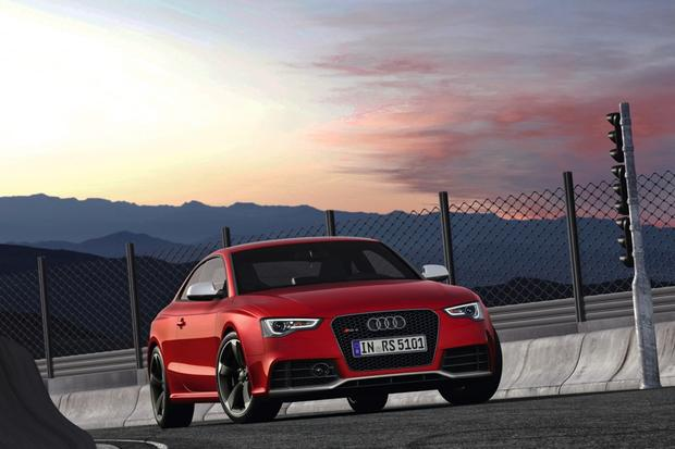 2014 Audi RS 5: New Car Review featured image large thumb7