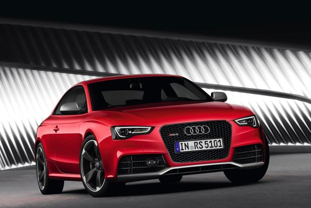 2013 Audi RS5: New Car Review featured image large thumb2