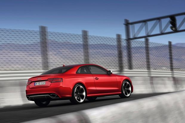 2014 Audi RS 5: New Car Review featured image large thumb13