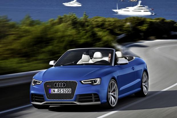 2014 Audi RS 5: New Car Review featured image large thumb0