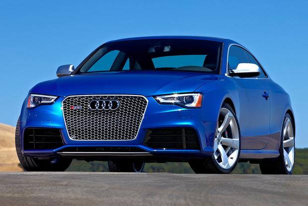 Audi RS New Car Review Autotrader - Audi car 2015 price