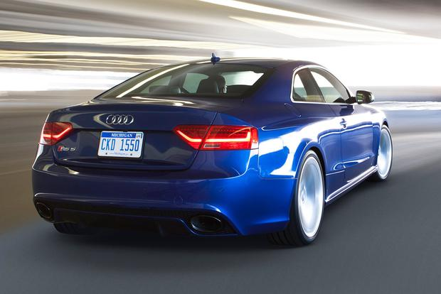 2015 Audi RS 5: New Car Review featured image large thumb5