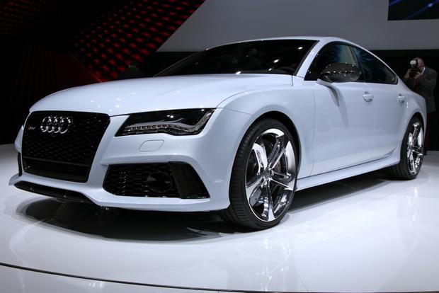 2014 Audi RS7 and SQ5: Detroit Auto Show