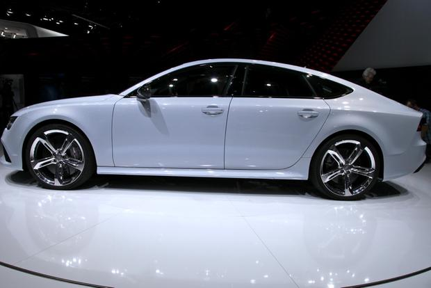2014 Audi RS7 and SQ5: Detroit Auto Show featured image large thumb1