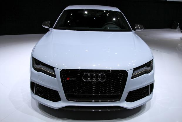 2014 Audi RS7 and SQ5: Detroit Auto Show featured image large thumb2