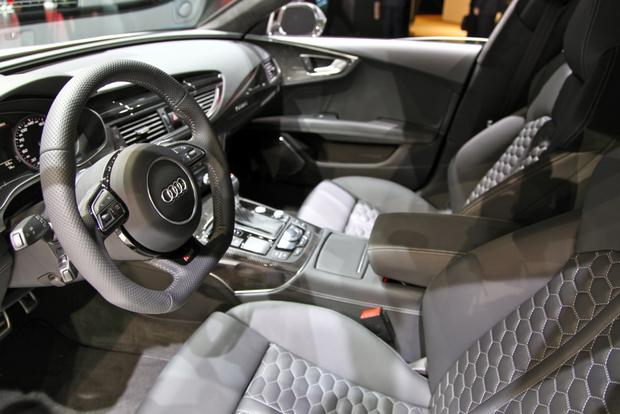 2014 Audi RS7 and SQ5: Detroit Auto Show featured image large thumb9