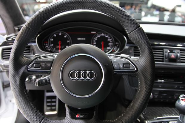 2014 Audi RS7 and SQ5: Detroit Auto Show featured image large thumb10