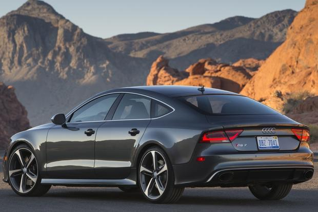 Attractive 2014 Audi RS 7: New Car Review Featured Image Large Thumb0