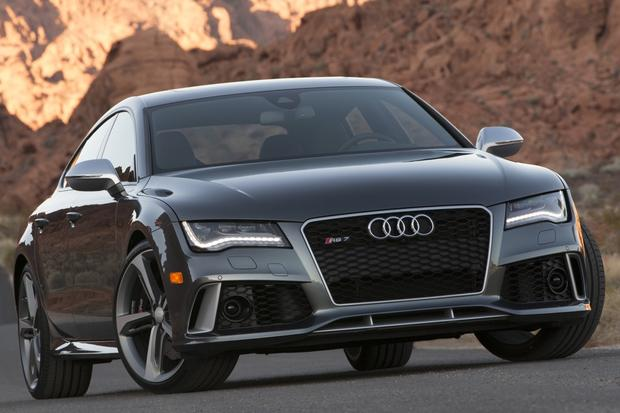 2014 Audi RS 7: New Car Review featured image large thumb1