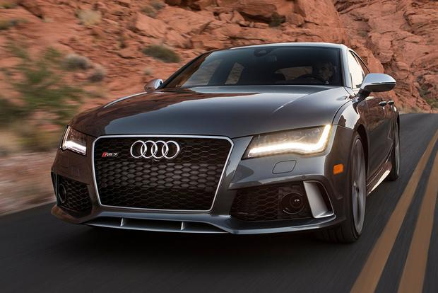 2015 Audi RS 7: New Car Review featured image large thumb0