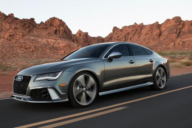 2015 Audi RS 7: New Car Review featured image large thumb1