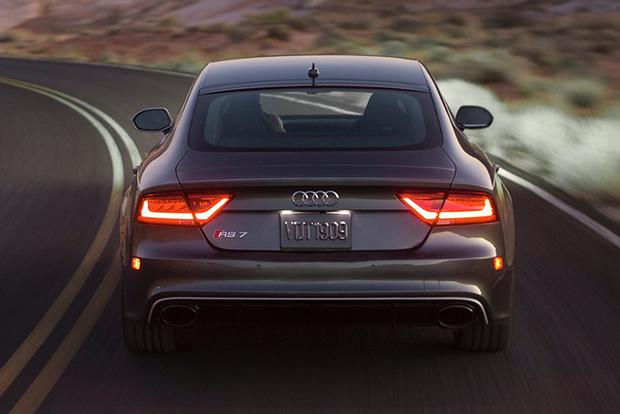 2015 Audi RS 7: New Car Review featured image large thumb2