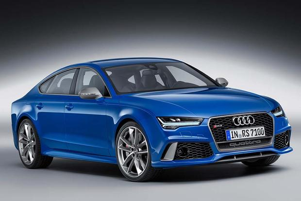 2016 Audi RS 7: New Car Review featured image large thumb0