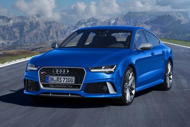 2016 Audi RS 7: New Car Review featured image large thumb1