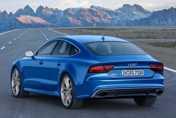 2016 Audi RS 7: New Car Review featured image large thumb2