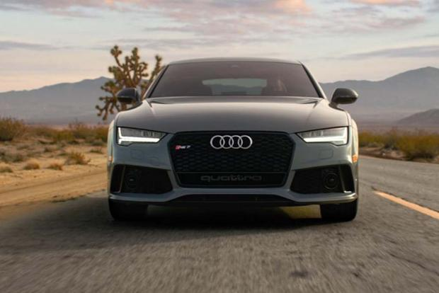 2016 Audi RS 7: New Car Review featured image large thumb5