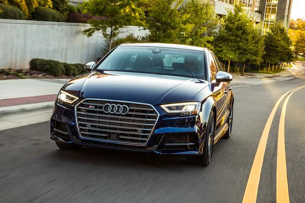 2018 Audi S3: New Car Review featured image large thumb1