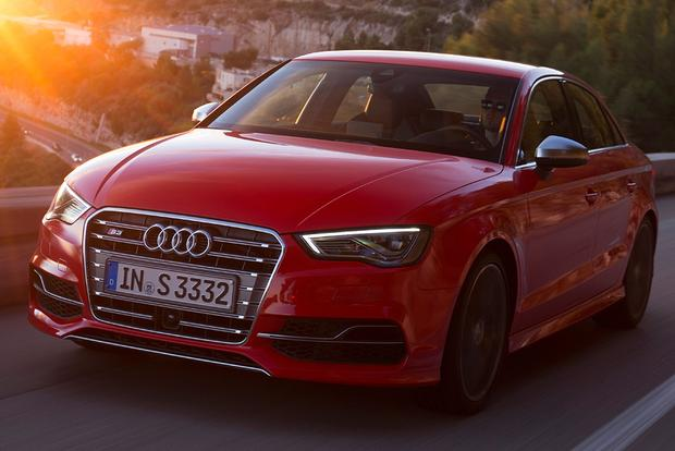 2015 Audi S3: New Car Review featured image large thumb0