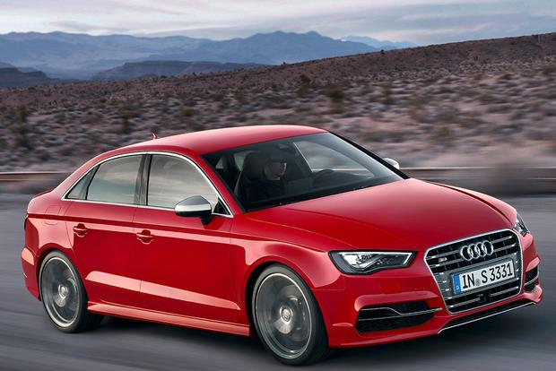 2015 Audi S3: New Car Review featured image large thumb2