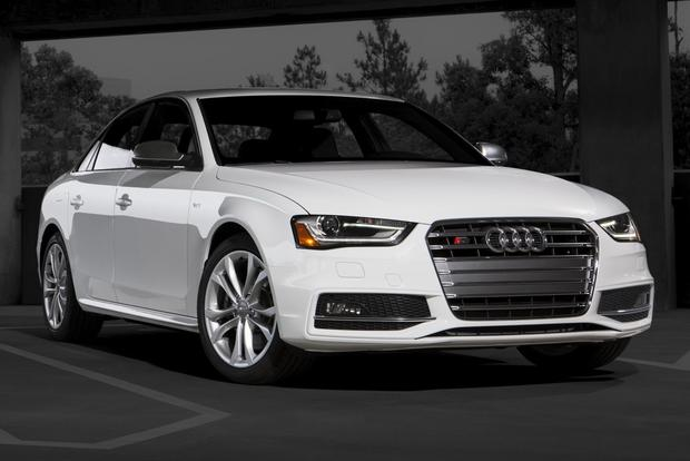 2013 Audi S4: OEM Image Gallery featured image large thumb0
