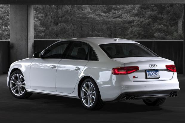 2013 Audi S4: OEM Image Gallery featured image large thumb2
