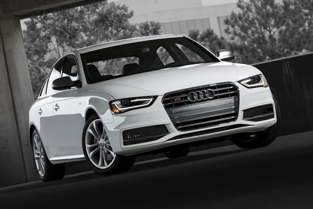 2013 Audi S4 New Car Review Autotrader
