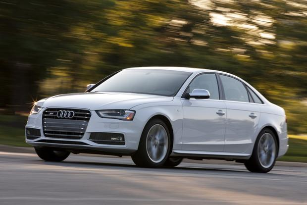 2014 Audi S4: New Car Review featured image large thumb1