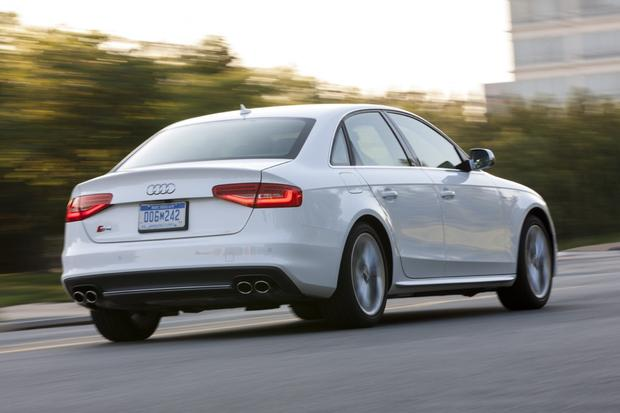 2014 Audi S4: New Car Review featured image large thumb2