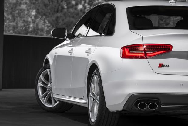 2014 Audi S4: New Car Review featured image large thumb0