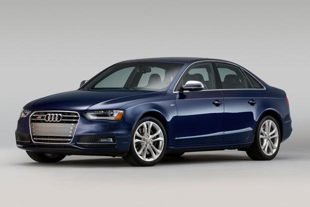 2015 Audi S4: New Car Review featured image large thumb0