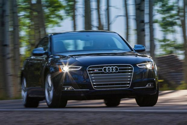 2016 Audi S5: New Car Review