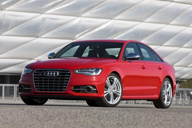2013 Audi S6: New Car Review