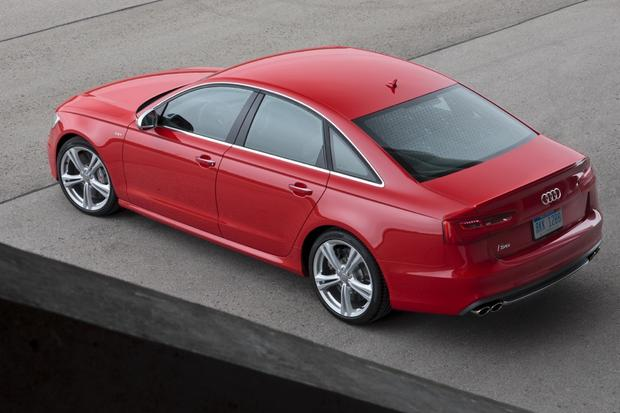 2013 Audi S6: OEM Image Gallery featured image large thumb3