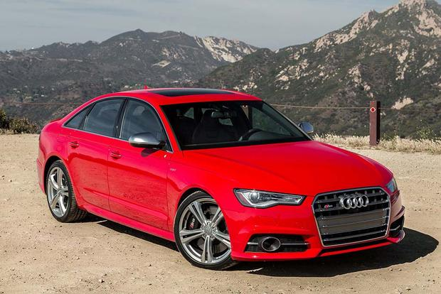 2018 Audi S6: New Car Review featured image large thumb1