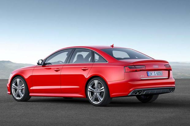 2018 Audi S6: New Car Review featured image large thumb2