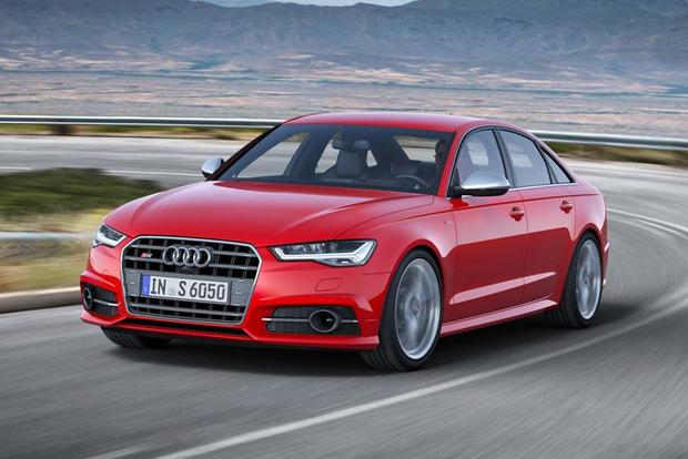 2018 Audi S6: New Car Review featured image large thumb0
