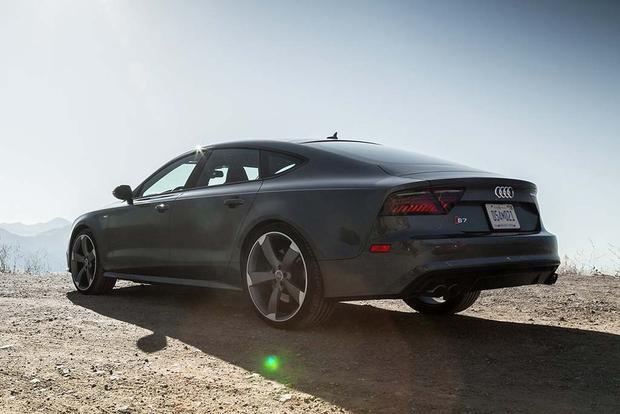 Audi S New Car Review Autotrader - Audi s7