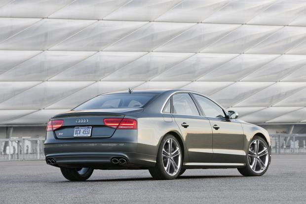 2014 Audi S8: New Car Review featured image large thumb1