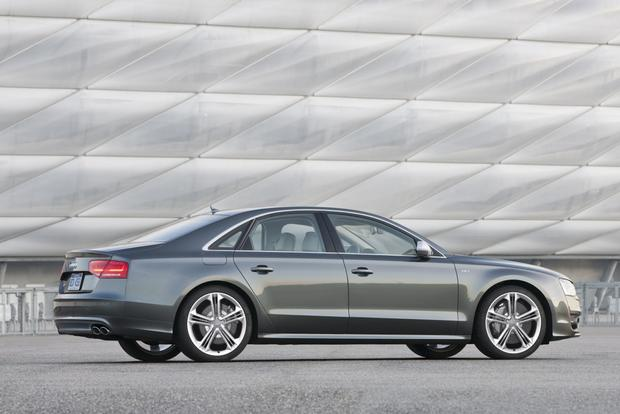 2014 Audi S8: New Car Review featured image large thumb3
