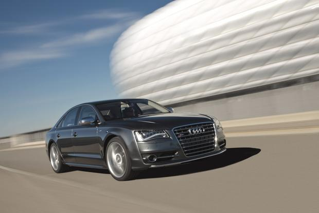 2014 Audi S8: New Car Review featured image large thumb0