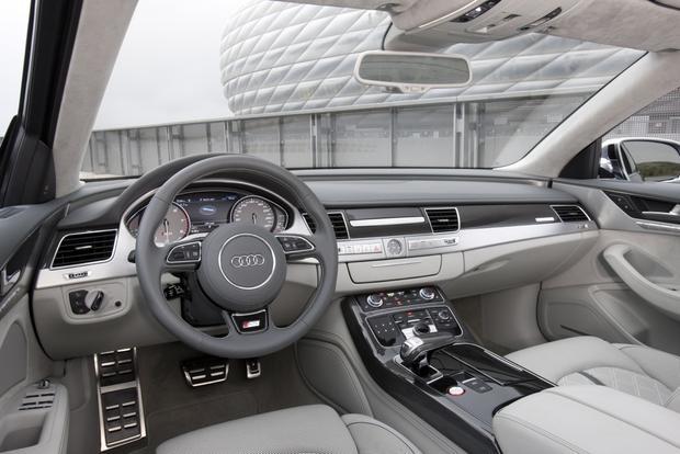 Audi s8 owner manual