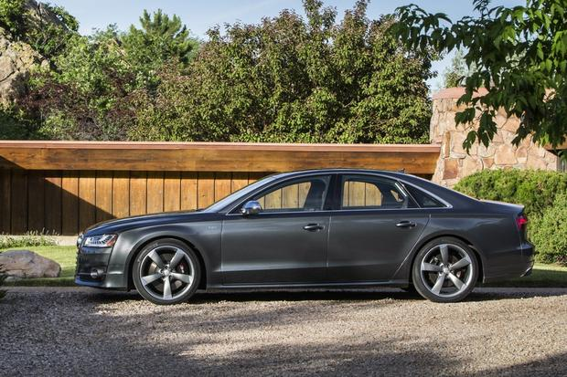 2015 Audi S8: New Car Review featured image large thumb0