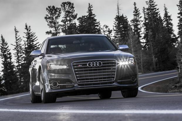 2015 Audi S8: New Car Review featured image large thumb1