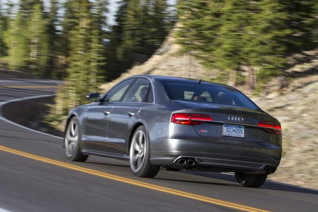 2015 Audi S8 New Car Review Autotrader