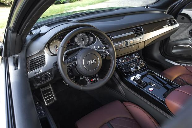 2015 Audi S8: New Car Review featured image large thumb4
