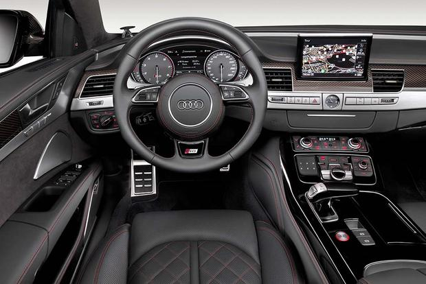 2016 Audi S8 Plus: New Car Review featured image large thumb3