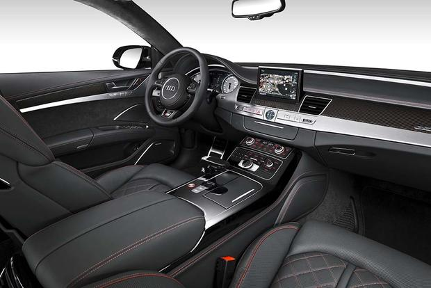 2016 Audi S8 Plus: New Car Review featured image large thumb5