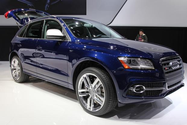 2014 Audi RS7 and SQ5: Detroit Auto Show featured image large thumb20